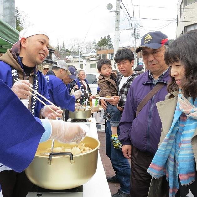 東日本大震災の被災地支援活動につきましてのサムネイル画像