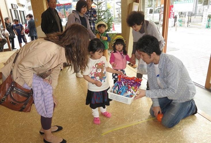 被災地の子供を元気に3-復興支援活動画像