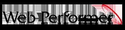 WebPerformerのロゴ画像